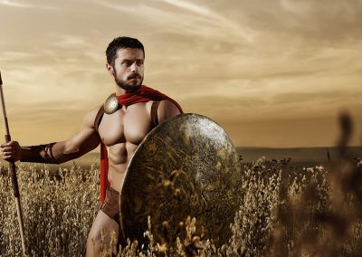 Spartan trifecta
